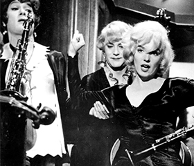 Some Like It Hot (1959) Cert - U