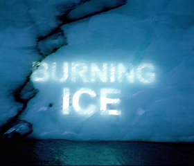 Burning Ice - A Matter of Fact plus Q&A