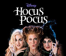 Hocus Pocus- Cert PG