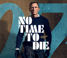 No Time to Die - Cert 12A