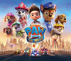 Paw Patrol: The Movie- Cert U
