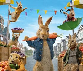 Peter Rabbit 2: The Runaway- Cert U
