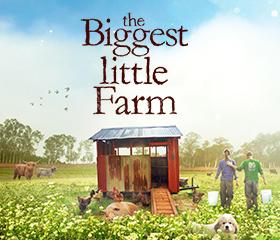 The Biggest Little Farm- Cert PG