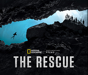 The Rescue and Recorded Q&A- cert TBC